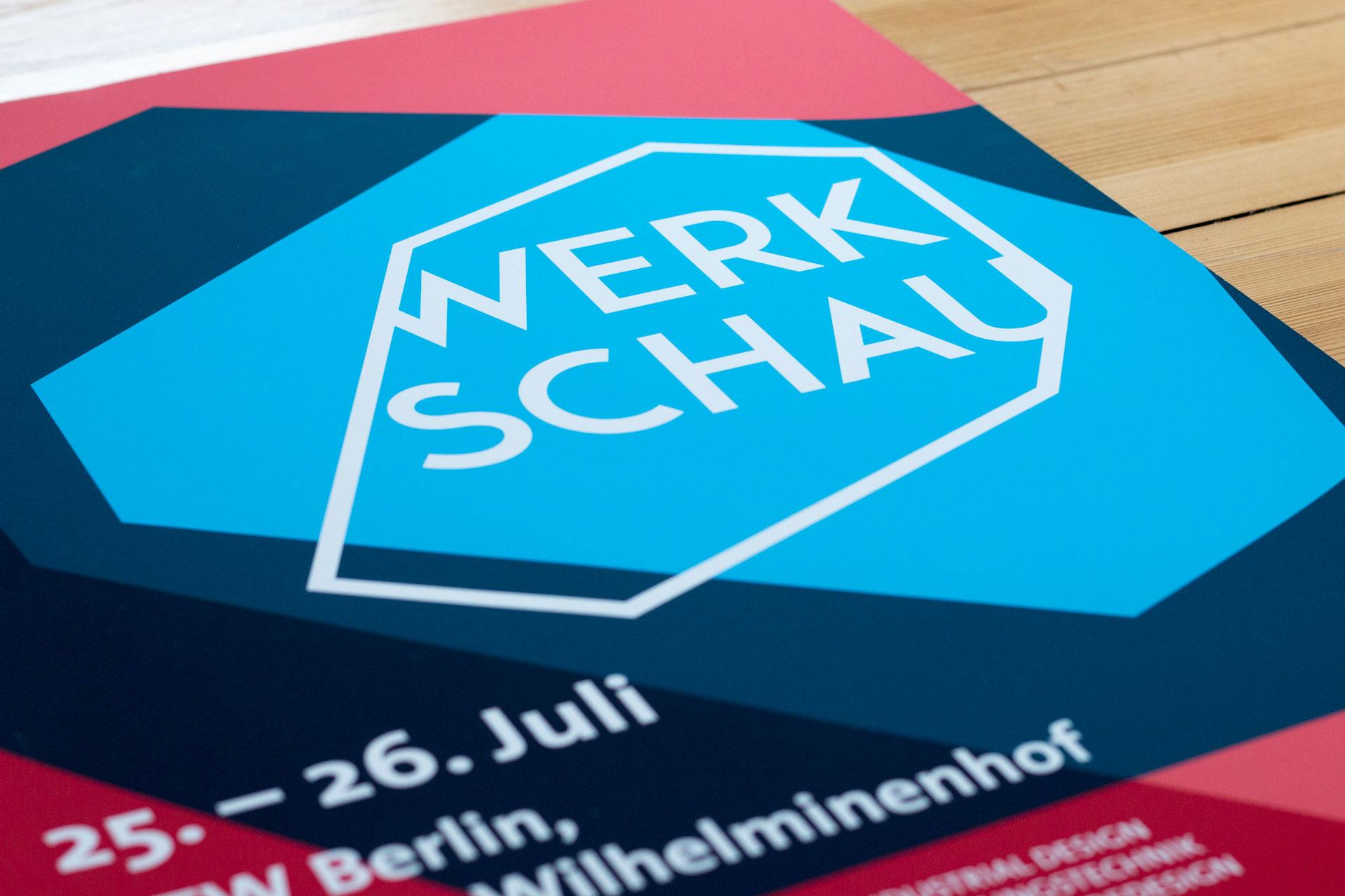 Werschau Poster Closeup