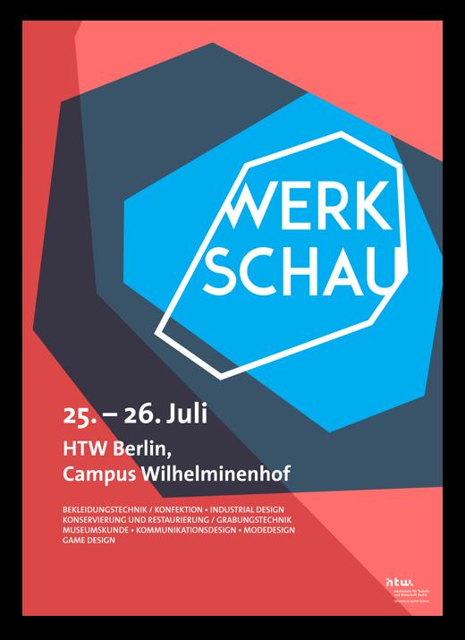 Werkschau_poster